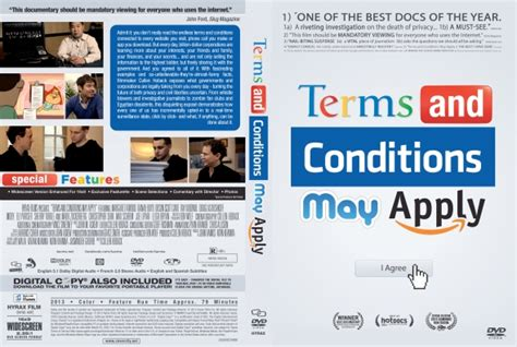 terms  conditions  apply dvd covers labels