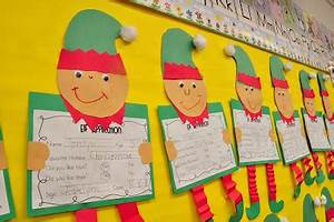 Mrs Ricca s Kindergarten Christmas Crafts & Freebies
