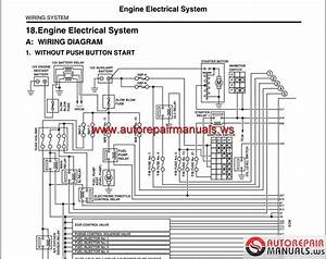 User Wiring Diagram Subaru Xv 2012