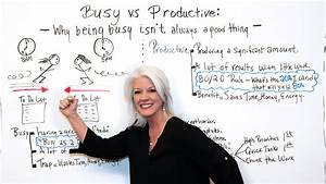 Free Gantt Busy Vs Productivity Why Being Busy Isn 39 T Always A Good