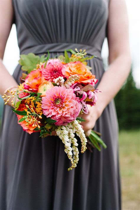 17 Best Ideas About Bright Wedding Flowers On Pinterest