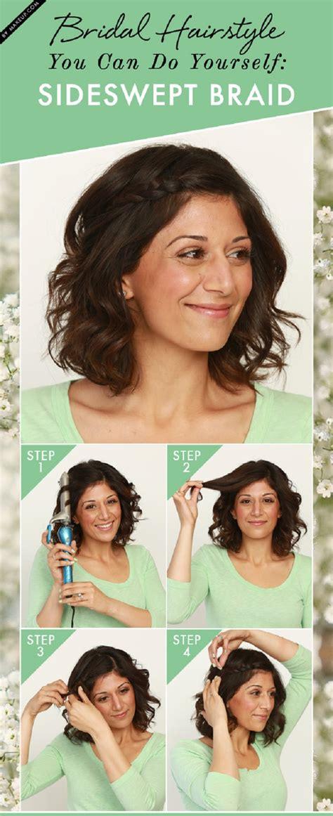 top  diy easy wedding hairstyles top inspired