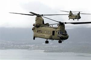 Spectacular Images Of The Boeing CH-47 Chinook Helicopter ...