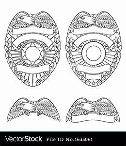 85 pictures police badge outline police badge outline for Blank police badge template