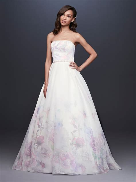 davids bridal spring  collection bridal fashion week