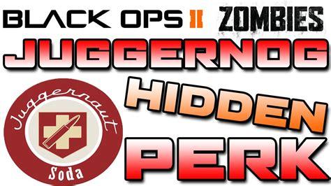 Hidden Juggernog Perk Tutorial Call Of Duty Black Ops