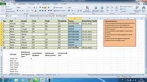 Excel Form U00fcller