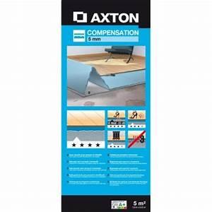 sous couche parquet et sol stratifie compensation ep5 mm With axton parquet