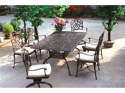 darlee outdoor living cast aluminum antique