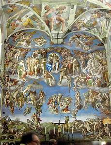 The Last Judgment, by Michelangelo Buonarroti, 1534-41 ...