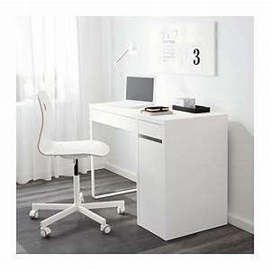 But Bureau Blanc : micke bureau blanc ikea ~ Teatrodelosmanantiales.com Idées de Décoration