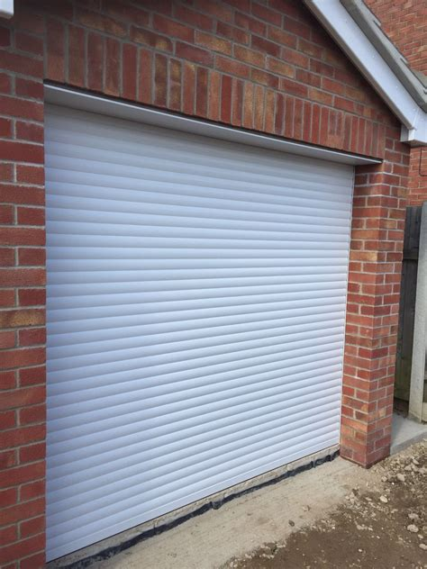 Rd55 Superior Compact Roller Garage Door