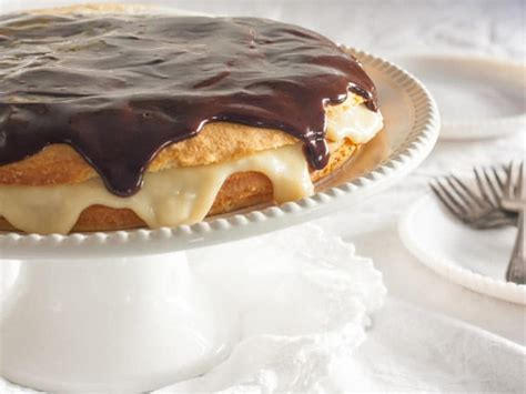 boston recipes american cakes boston cream pie history and recipe