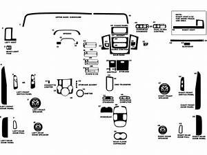 2003 Dodge Ram Dash Kits