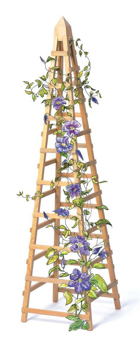 build  vine trellis diy garden trellis plans