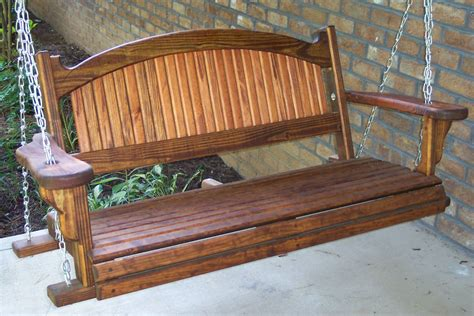 outdoor bed swing plans woodworking plans