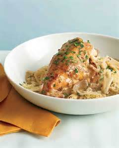 Slow Cooker Chicken with Garlic
