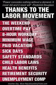 Famous Quotes A... Famous Labor Movement Quotes
