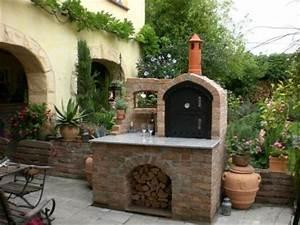 grill ofen fur garten ber 1000 ideen zu pizzaofen garten With französischer balkon mit pizzaofen für den garten selber bauen
