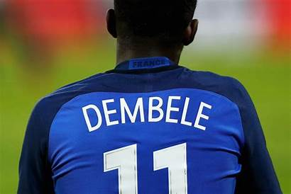 Dembele Ousmane France Wallpapers Cup Training Trying