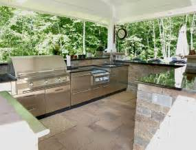 outside kitchens ideas outdoor kitchens the ultimate garden