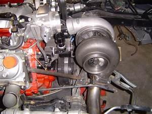 1996 Corvette  402  Garret 88mm Turbo