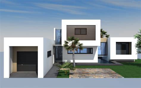 architecture moderne en canet en roussillon rivesaltes maison architecte