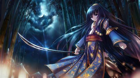 Wallpaper Traditional Clothing Katana Original