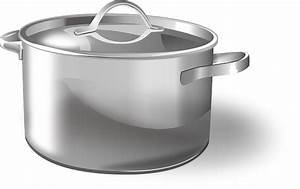 Free to Use & Public Domain Cooking Pot Clip Art