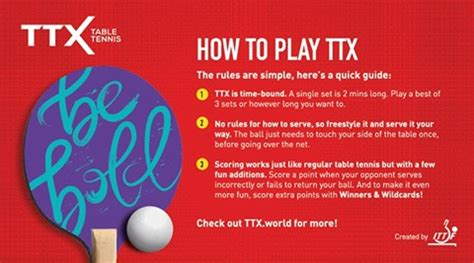table tennis near me ttx is what the 4th august is all about the new