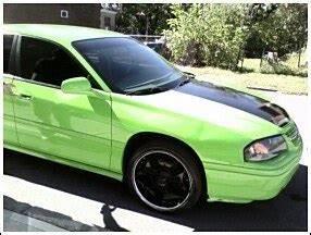 Im Ridin Neon 2002 Chevrolet Impala Specs s