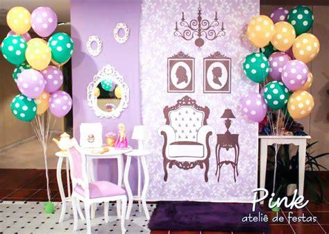 Shabby Chic Birthday Decorations by Kara S Party Ideas Tangled Themed Birthday Party Decor