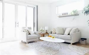 Sofa Nordischer Stil : teppich wohnzimmer der lichteste weg den zimmerlook zu ~ Lizthompson.info Haus und Dekorationen