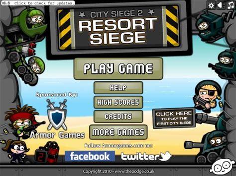 city siege 1 city siege 2 resort siege hacked cheats hacked free