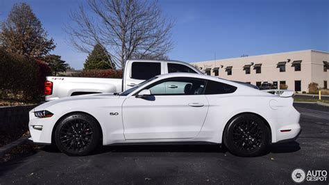 2018 Mustang Gt by Ford Mustang Gt 2018 23 November 2017 Autogespot