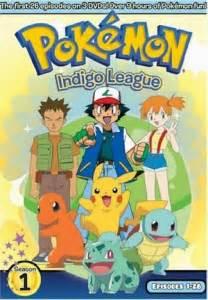 pokemon season 1 indigo league episode 1