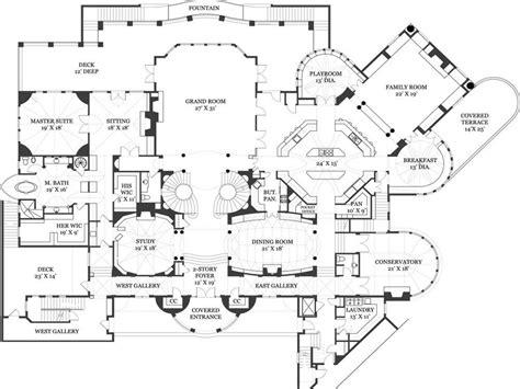 palace plans castle floor plan blueprints hogwarts