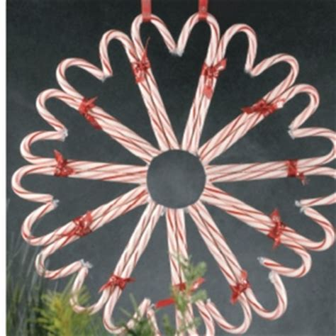 cool candy cane wreath ideas guide patterns
