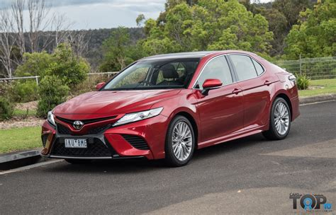 2018 toyota camry review top10cars