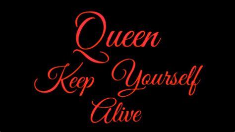 Queen Keep Yourself Alive Fm Studio Sound Youtube