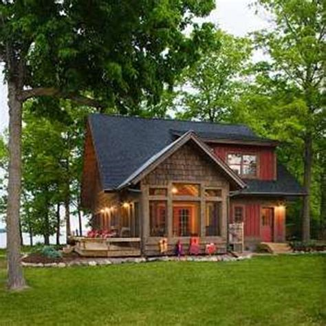 Best Cabin Plans by Lakeside House Plans Lake Cottage Floor Walkout Basement