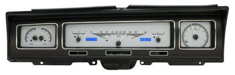 Chevy Impala Dakota Digital Vhx Instruments Gauge