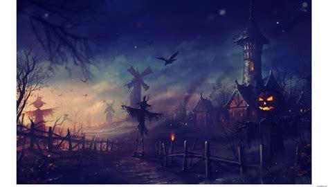 Best Scary Happy Halloween Wallpaper Hd