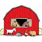 Farmhouse Clipart Clip Transparent Barn Webstockreview