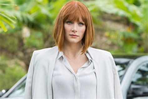 jurassic world actress hot videos jurassic world 2 bryce dallas howard promet pas de