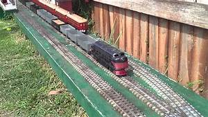 O Gauge Ferris Australian Trains On My Garden Railway