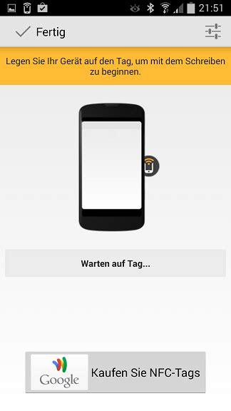nfc tag beschreiben smartphone funktionen automatisieren dank nfc tags einfach und schnell