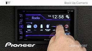 How To - Avh-280bt - Backup Camera Settings