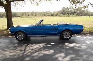 1968 FORD MUSTANG CONVERTIBLE - 170619