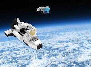 LEGO Ideas - Lego City Micro Shuttle